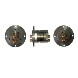 China Dual-channel Slip Ring of 4.5GHz RF Coaxial Rotary Joint in Compact Signal Slip Ring for CT Machine supplier