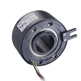 China 38.1mm Through Bore Slip Ring with 380VAC Voltage for Machine Tool supplier