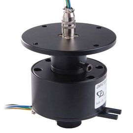 China 25 Circuits Slip Ring with a Through Hole Adopting Precious Metal Contact for Marine Equipment supplier