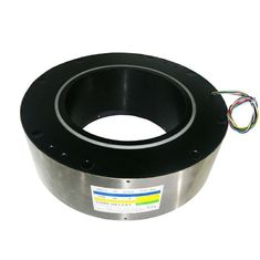 China φ 190mm Through Bore Slip Ring with 50 A Per Wire and IP54 for Heavy Equipment supplier
