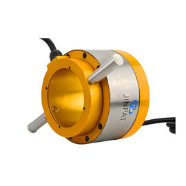 China 16 Circuits Through Bore Slip Rings with 200mm Inner Diameter And Super Long Service Life supplier
