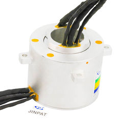 China 12 Circuits Through Hole Slip Ring Transmitting 10A in 4 Circuits and Signal in 8 Circuits supplier