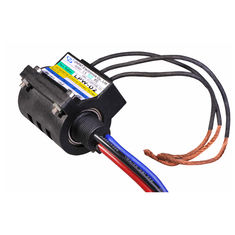 China 3 Poles High Voltage Slip Ring 30 Amps Electrical Interface For Wind Turbine factory