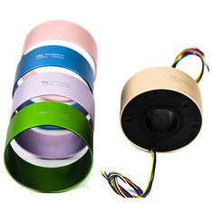 Different Colored Housing Slip Rings A 38.1mm Through Bore For Operation Theater Lights