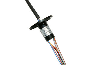 China Robots Miniature Capsule Slip Ring with High Transmission Rate and Working Temperature from -20℃ to +60℃ supplier