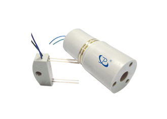 China Flexible Separate Electric Slip Ring 2 Circuits Large Insulation Resistance supplier