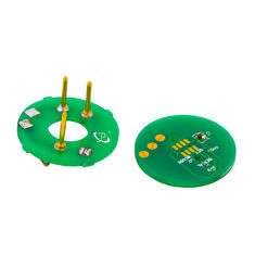 21mm OD Small Pancake Slip Ring Transmitting Current & Signal for Packaging Machinery