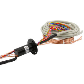 China 19 Circuits Capsule Slip Ring Transmitting 1000M Ethernet for Diagnostic Apparatus for Medical Use supplier
