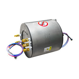 China 300A Large Current Slip Ring with 380V Voltage & Large Dielectric Strength for Ocean Surveillance Ship supplier