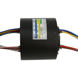 China Military Equipment Through Hole Slip Ring Diameter 38.1mm Rated Voltage 380VAC factory