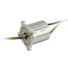 China Long Life Slip Ring Solutions Low Signal Transmission Loss High Vibration Resistance factory