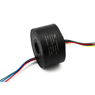 JINPAT Slip Ring, 6 circuits 10A,with High performance in Packaging Machinery