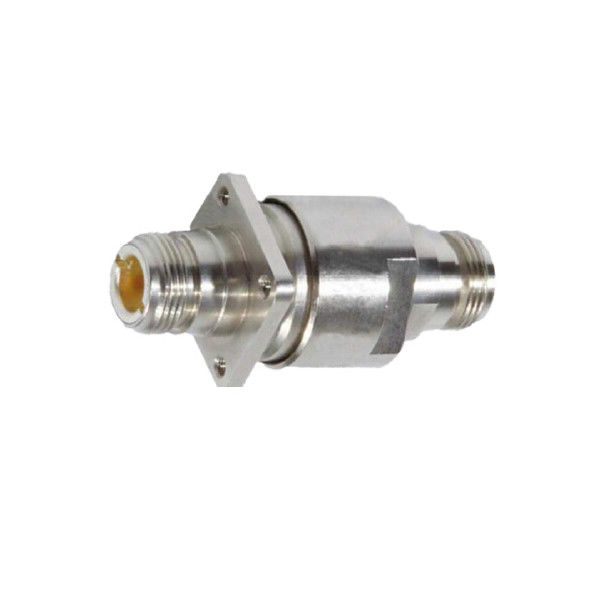 Single-Channel Coaxial Rotary Slip Ring with a Frequency up to 18 GHz for Air Traffic Control supplier