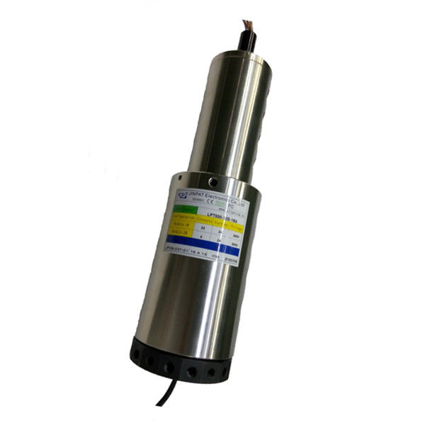48 Channels Slip Rings Pneumatic Rotary Joint Transferring Signals & Compressed Air supplier