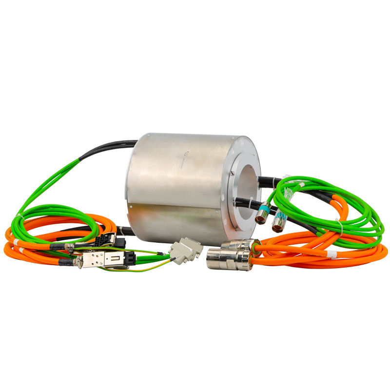 IP65 High Protection Slip Ring of 27 Circuits with Stainless Steel Housing for Cable Reels