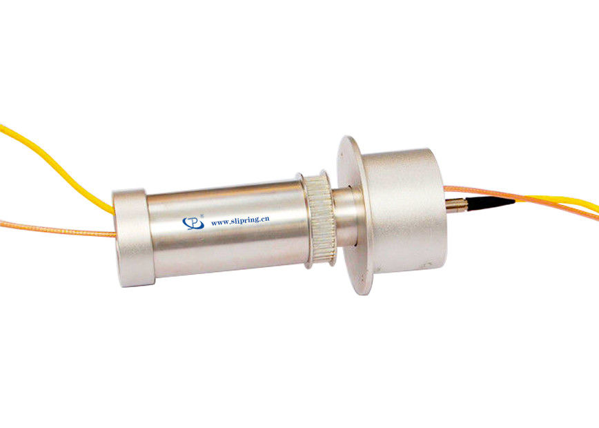 Optical Slip Ring Tansmitting Optical Signal in 1 Channel and other Common Signal in 1 Circuit supplier
