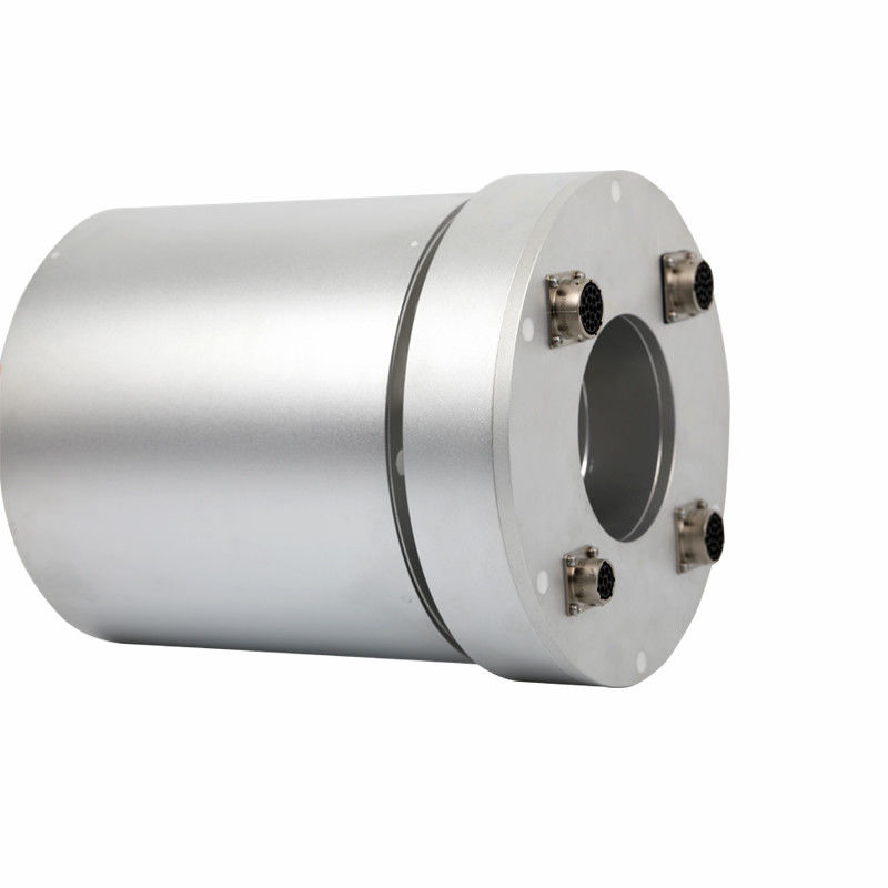 20 Circuits 100mm ID Through Bore Slip Ring Low Electrical Noise for Thermal Power Station supplier