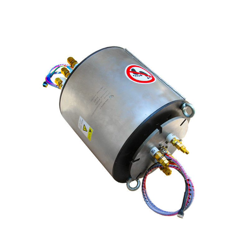 300A Large Current Slip Ring with 380V Voltage & Large Dielectric Strength for Ocean Surveillance Ship supplier
