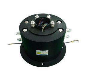 China Through Hole DIY Rotary Slip Ring Large Through Hole For Marine Propulsion Systems distributor
