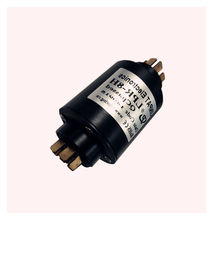 China 20A Brushless High Current Slip Ring 6 Circuits 360 ° Transmission Signal distributor