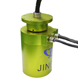 China Multi-Channel Anti Interference Wind Turbine Slip Ring With Temperature Control Device distributor