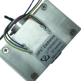 China Bore 25.4mm sealedslip ring Transmission Precision Signal And Weak Current distributor