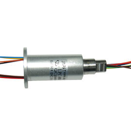 China Wear Resisting 8 Wires Capsule Slip Ring Assemblies , Stability distributor