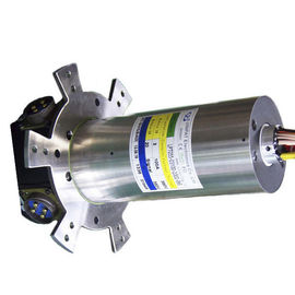 China 29 Circuits Big Bore Electric Slip Ring With 55mm Hole 380V Voltage Low Friction Contact For Tanks distributor