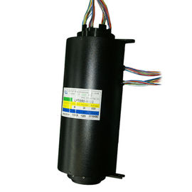 China 90 Ways Big Bore Slip Ring Large Size Multi - Circuits Signals For Automatic Device distributor