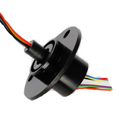 China Compact Capsule Slip Ring , Rotary Swivel Joint Stable Power Transmission distributor