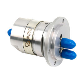 China 2 Channel Rotary Joint up to 50 GHz with Precision Ball Bearings Developed for Anti-missile Defense distributor