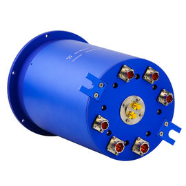 China Integrated Slip Rings  of  Electricity and High Frequency with Flying Lead and IP64 High Protection Level distributor
