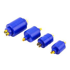 Electrical Pin Slip Ring With a Insulation Resistance of 1000 MΩ @ 500 VDC for Testing Device