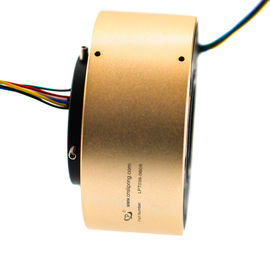 China 38.1mm Through Bore Slip Ring Electrical with High Protection Level for Cable Reel distributor