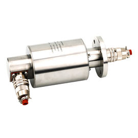 China 8 Circuits Through Hole Slip Ring with High Voltage for Oil Tank Truck distributor