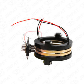 China Hollow Shaft Slip Ring of 4 Circuits 5A with 158mm Hole Dia for Small Rotary Table factory