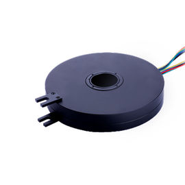 China Integral Pancake Slip Rings  high protection grade Maintenance-free, low torque smooth and reliable operation distributor