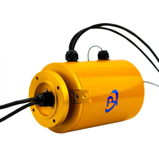 Military Electrical Slip Ring With High Precision And High Reliability For Target Acquisition Systems