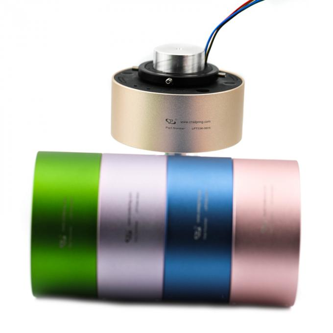 Different Colored Housing Slip Rings A 38.1mm Through Bore For Operation Theater Lights 1